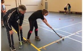 Hockey Clinic onderbouw