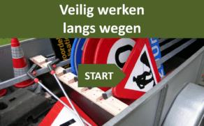 Veilig werken langs de weg – certificaat