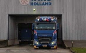 Logistiek bij Wins Holland